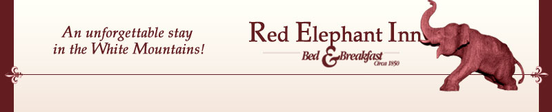 Welcome to the Red Elephant Inn Bed & Breakfast (formerly known as Red Elephant Inn Bed and Breakfast (formerly known as Victorian Harvest Inn Bed & Breakfast) Bed & Breakfast)
